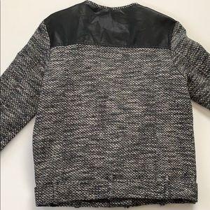 Forever 21 Jackets & Coats - Forever 21 • Tweed Moto Jacket